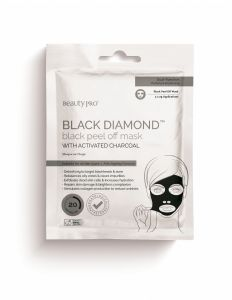 Beauty Pro Black Diamond Mask 3 x 7g